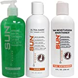 Best Fake Tanning Lotions - Sun Laboratories Ultra Dark Self Tanning Lotion Set Review