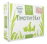 """Small Pet Select 3rd Cutting """"Super Soft"""" Timothy"""