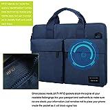 Cartinoe City 14-15 inch Laptop Briefcase Messenger