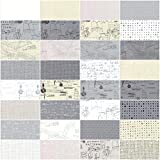Modern Backgrounds More Paper Charm Pack by