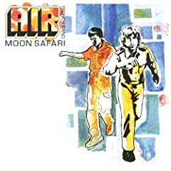 Moon Safariis the debut studio album by the French music duo Air, released in 1998.Rhino will be releasing reissues on heavyweight, black vinyl, remastered and with all original artwork.