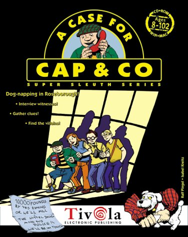 A Case for Cap and Company: Dog-Napping in Roseborough! pdf