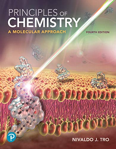 Principles of Chemistry: A Molecular Approach Plus Mastering Chemistry with Pearson eText -- Access Card Package (4th Edition) (New Chemistry Titles from Niva Tro)