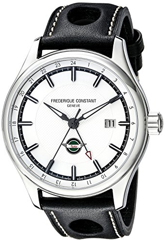 Frederique Constant Men's FC350HS5B6 Vintage Rally Healey Stainless Steel Watch