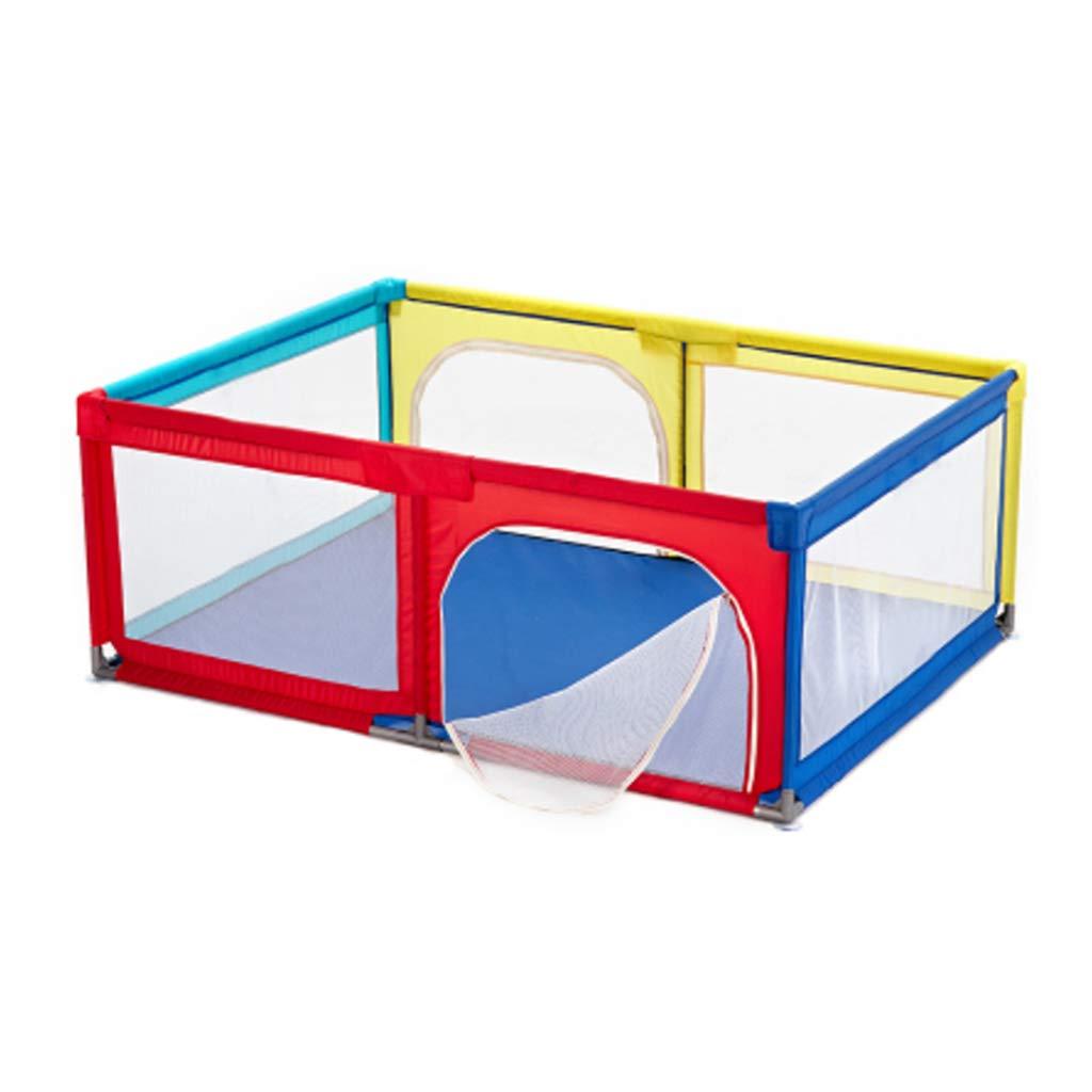 幼児保護フェンス、子供の遊び場赤ちゃん屋内幼児オーシャンボールプール家庭用ベッドクロールゲームフェンス95-150CM (サイズ さいず : 150 * 180 * 68CM) B07GZR3X15  150*180*68CM