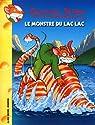 Geronimo Stilton, tome 66 : Le monstre du lac lac par Stilton
