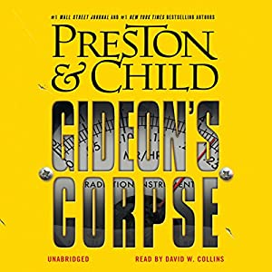 Gideon's Corpse Hörbuch