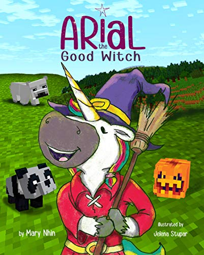 Arial and her siblings - Ailene and Alex are back for another fun adventure in the best-selling series!  Arial, Ailene, and Alex are happily on their way to grandmas's house when the wind picks up and blows away part of Alex's costume. Luckily, th...
