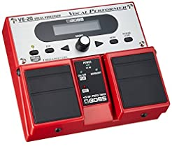 Boss VE-20 Vocal Performer Multi-Effects...