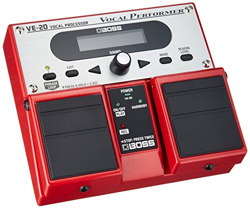 Top boss ve-20 vocal processor for 2020