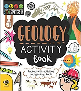 STEM Starters for Kids Geology Activity Book: Packed with ...