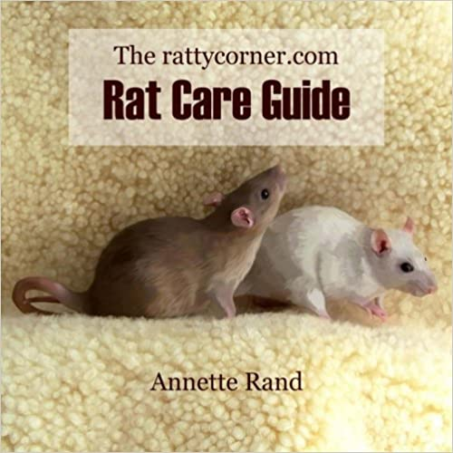 Book The rattycorner.com Rat Care Guide