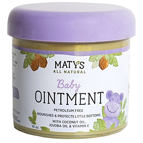 Maty's Healthy Products All Natural Baby Ointment, 10 Ounce
