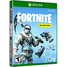 Warner Bros Fortnite: Deep Freeze Bundle, XBox One vídeo - Juego (XBox One, Xbox One, Battle royal, Modo multijugador, T (Teen))
