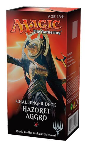 HAZORET AGGRO MTG Magic The Gathering Challenger Deck – 75 cards