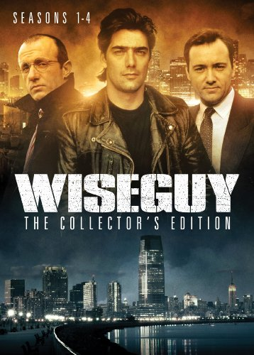 Wiseguy: The Collector's Edition (Seasons 1- 4) by DIGITAL1STOP