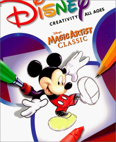 Disney Magic Artist Classic (Jewel Case) All Ages