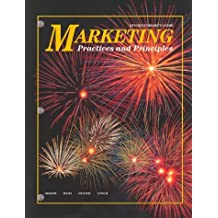 Marketing:  Practices and Principles, Student Project Guide
