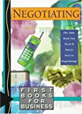 img - for Negotiating (First Books for Business) book / textbook / text book