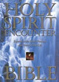 Holy Spirit Encounter Bible, Creation House Editorial Staff, 0884194671