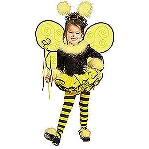 Rubies Bumblee Bee Child Girls Halloween Costume | Small