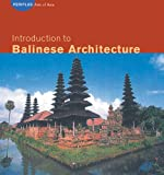 Introduction to Balinese Architecture, Julian Davison, 0794600719