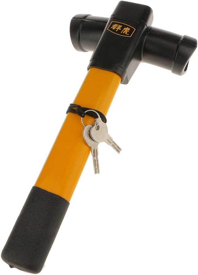 New Car Auto Steel Steering Wheel Lock Universal Anti Theft Security Device