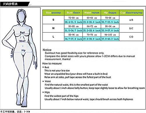 Da colore intero Creux Costume Costume Costume Taille Gilet Red puro Moojm Bikini Sport Bagno Collo da Bagno bagno Basse Allenamento da Costume L bagno Da tx7TwB4Tq