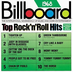 Billboard Top Rock 'n' Roll Hits: 1968 by Rhino
