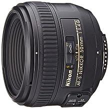 Nikon 50mm f/1.4G SIC SW Prime AF-S Nikkor Lens