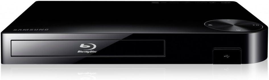 Samsung BD-F5100/EN Smart - Reproductor de Blu-ray (puertos HDMI y USB 2.0), color negro [Importado de Alemania]: Samsung: Amazon.es: Electrónica