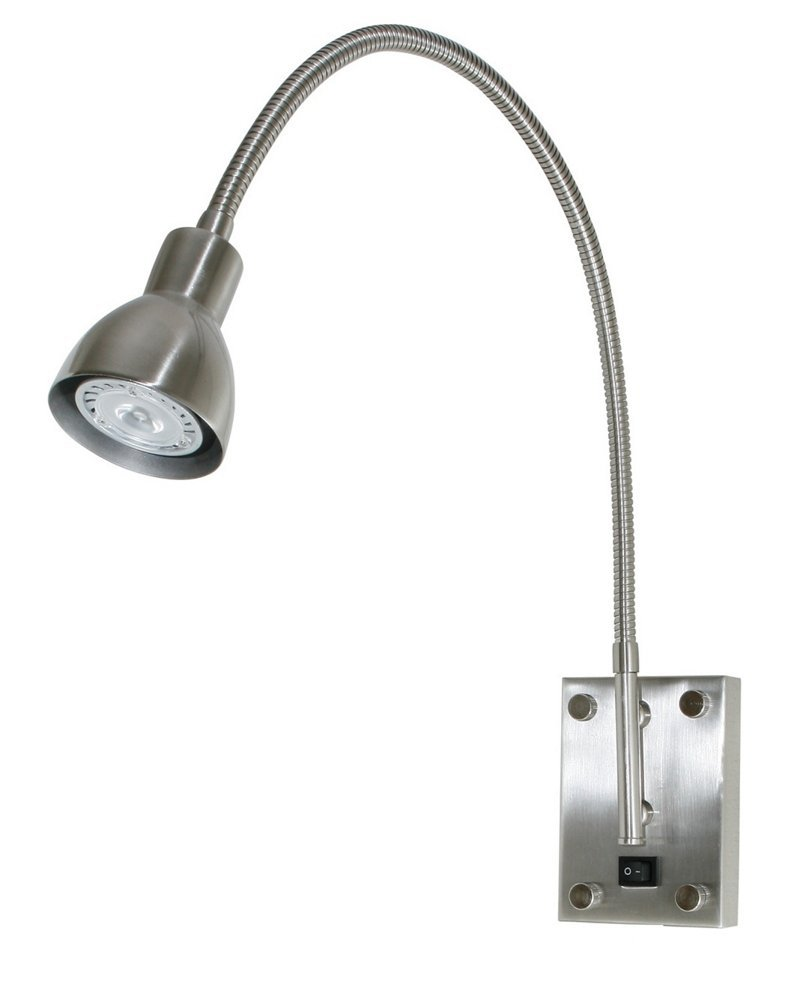 Cherokee Led Uplight Gooseneck Light: Outdoor Gooseneck Lighting: Amazon.com