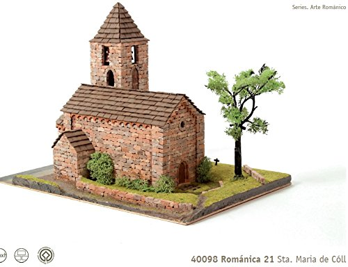 (Sta Maria De Coll - Architectural Model Kit by Domus)