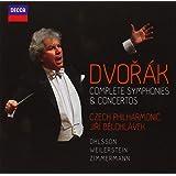 Dvorak: Complete Symphonies & Concertos [6 CD]