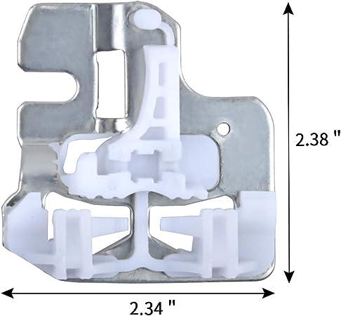 Otuayauto X5 E53 Fensterheber Reparatursatz Vorne Links 51338254911 Mitnehmer Metall 2000 2006 Auto