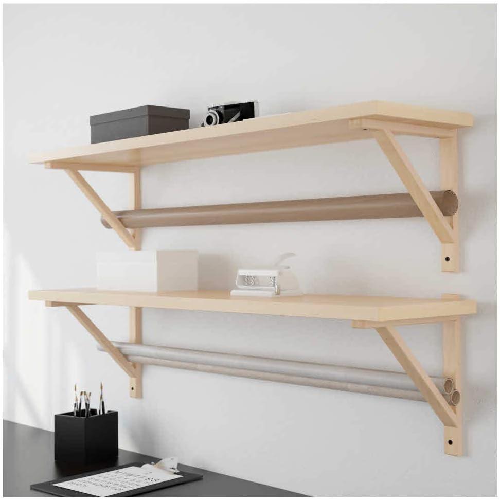 Ikea Asien Ekby Jarpen Regal Birke Furnier Amazon De Kuche