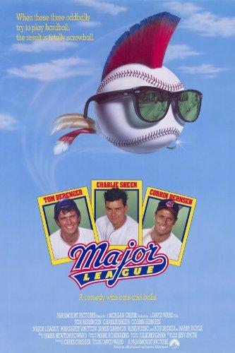 Pop Culture Graphics Major League Poster Movie 11x17 Tom Berenger Charlie Sheen Corbin Bernsen James Gammon