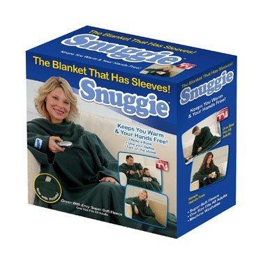 Snuggie Fleece Blanket