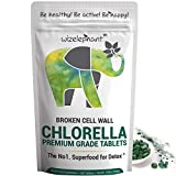 Premium Chlorella Tablets. Non-GMO. Chlorophyll – Vegan Protein – CGF. Broken Cell Wall. 100% Pure. No 1 Superfood for Energy & Detox Review
