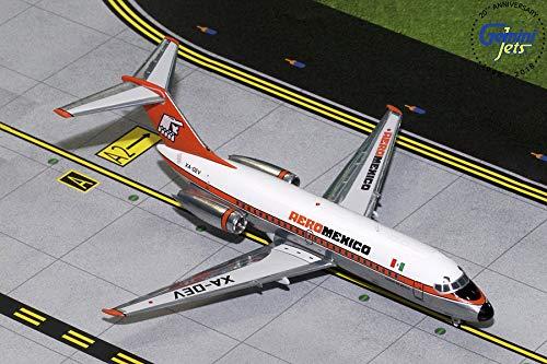 Gemini200 Aeromexico DC-9-15 XA-DEV 1:200 Scale Diecast Model Airplane ()