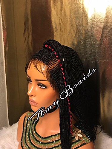 Cornrow Wig (20-24 inches)