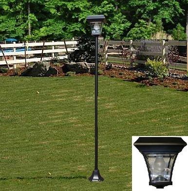 Solar Lamp Post Light