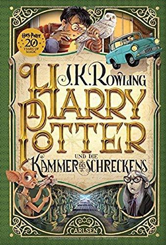 Harry Potter Und Der Stein - Harry Potter und die Kammer des Schreckens (German Edition of Harry Potter and the Chamber of Secrets)