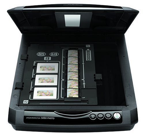 Epson Perfection 3490 Photo Scanner by Epson