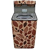 Stylista Washing Machine Cover for LG 6.2 kg T7281NDDLG Fully Automatic Top Load, Printed Pattern