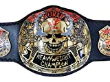 Stone Cold Smoking Skull Championship Belt with