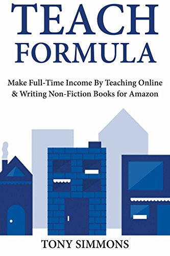 Amazon com: Teach Formula: Make Full-Time Income By Teaching