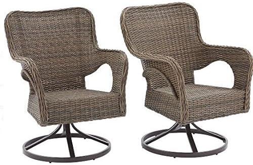 Remarkable Amazon Com Exterior Lounge Chair Set Of 2 Brown Color Dailytribune Chair Design For Home Dailytribuneorg
