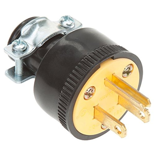 Bayco SL-151 NEMA 5-15 Male Replacement Plug