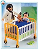 : Playmobil Pediatrician with patient